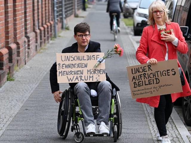 """""""Menschen mit Behinderung haben keine Lobby"""": Protest gegen Ausgrenzung"""