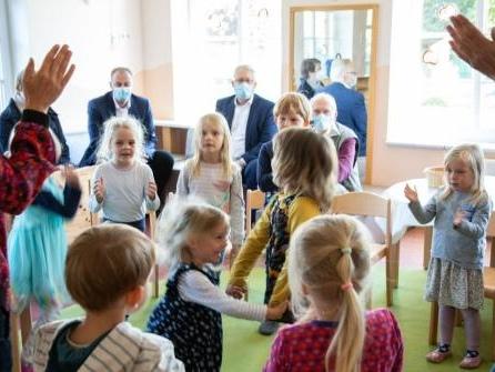 Die Öömrang Skuul ist jetzt Friesisch-Modellschule