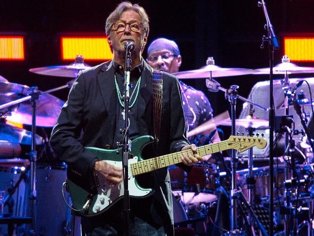 Astrazeneca bei Nervenkrankheit: Eric Clapton bereut Corona-Impfung