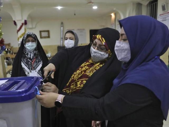 Präsidentenwahl im Iran beendet - Machtwechsel erwartet
