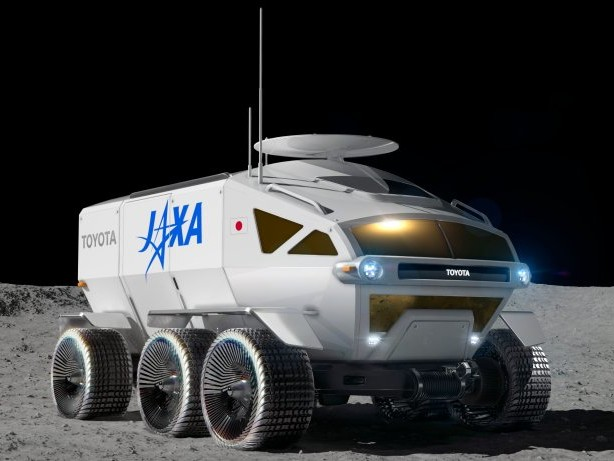 Japans Raumfahrtbehörde und Toyota entwickeln neuen Mondrover