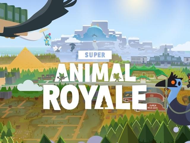 Super Animal Royale: Tierische Battle-Royale-Action kämpft sich aus dem Early Access