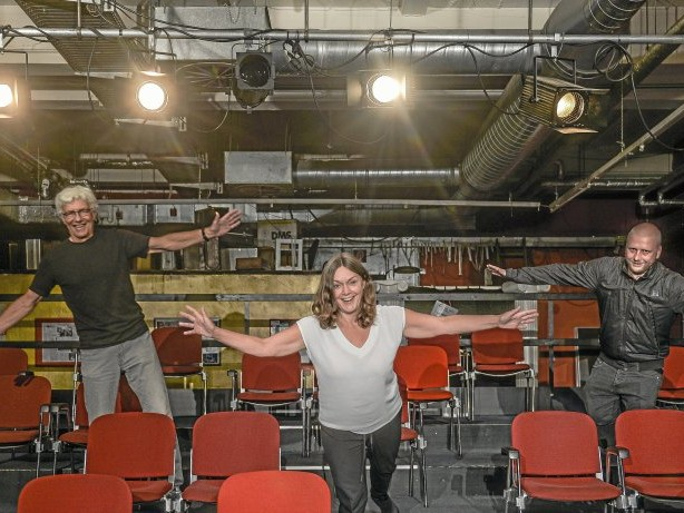Theater: Programm des Theaters Rü-Bühne in Essen nimmt Fahrt auf