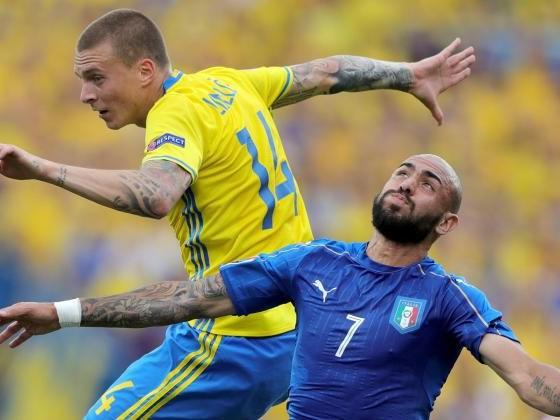 Italien gegen Schweden - Skibbes Griechen gegen Kroatien