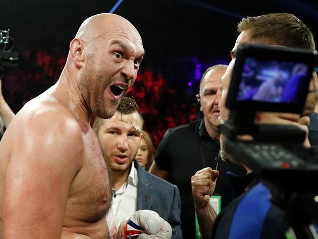 """""""Er ist zu alt!"""": Tyson Fury hält nichts von Klitschko-Comeback"""