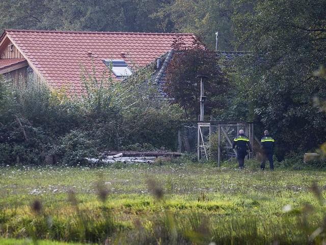 Niederlande - Familie in Keller auf Bauernhof entdeckt - sie soll jahrelang dort gehaust haben