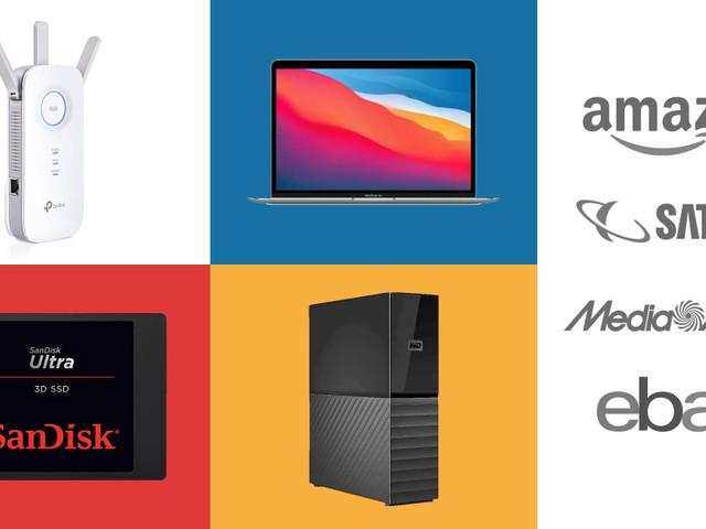 Amazon, Ebay, Media Markt, Saturn: Top-Deals des Tages