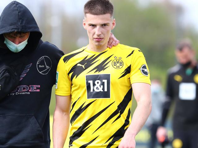 Bundelsiga: BVB-Talent Raschl und sein Umweg in der U23: Am neuen, falschen Ort