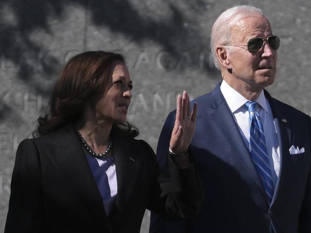 Weißes Haus: So fluchen Joe Biden und Kamala Harris hinter verschlossenen Türen