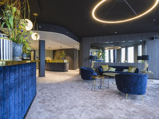 Philipp Maderthaner: So extravagant ist sein neues Büro