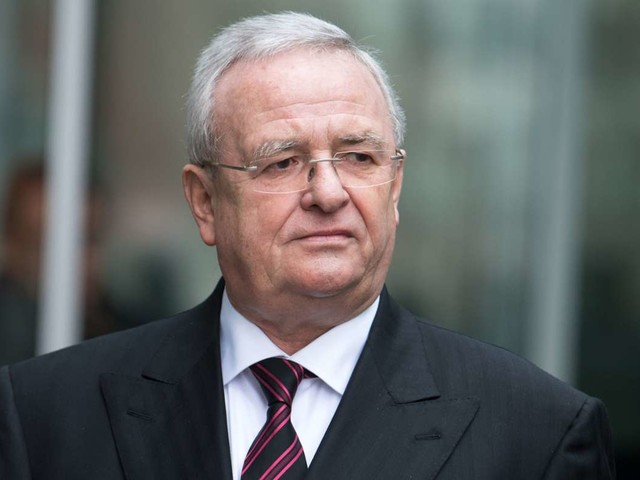 Dieselskandal bei VW: Martin Winterkorn und Manager zahlen 288 Millionen Euro Schadenersatz