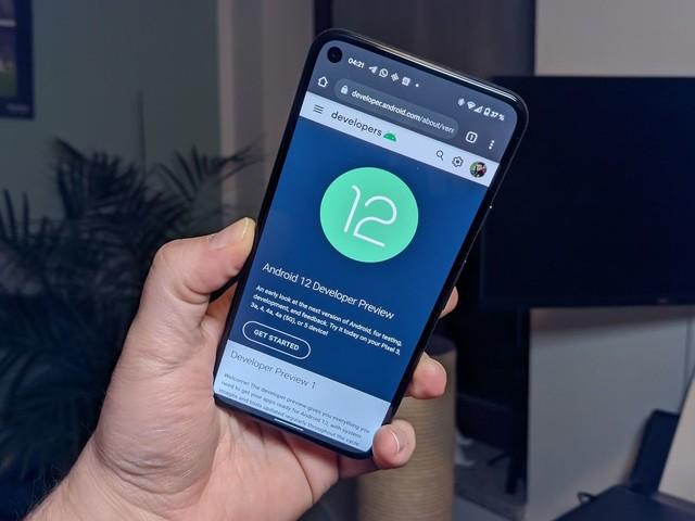 Android 12 auf dem Pixel: Die letzte Vorschau, bevor die Beta kommt