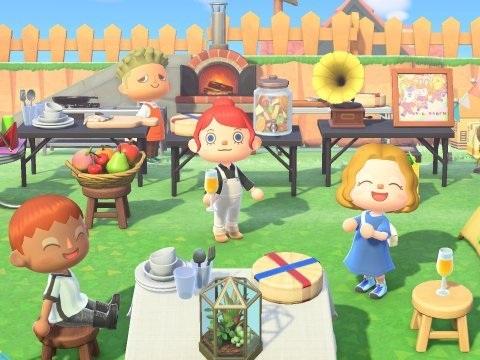 Animal Crossing New Horizons: Alte Items zum Mittsommer 2021, Fans fordern Update 2.0
