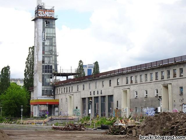 Lost Ground Stadion RKS SKRA Warszawa