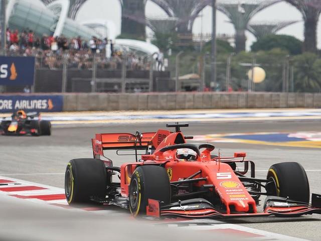 Formel 1 - GP von Singapur - 3. Freies Training und Qualifying im Live-Ticker