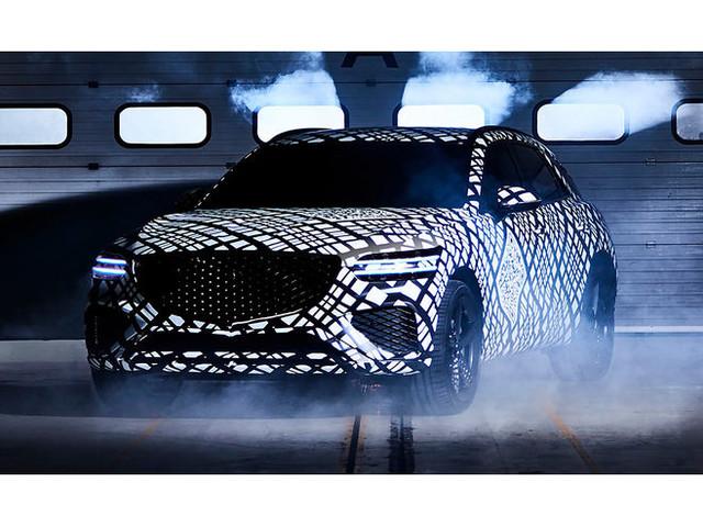 Genesis GV70 (2021): Kompakt-SUV als X3-Konkurrent