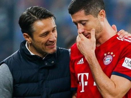 Bundesliga: Eine Ansage von Kovac an seine Bayern