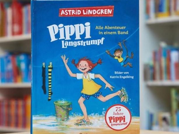 Kinderbücher: Heimat von Pippi & Sams - Der Oetinger-Verlag wird 75