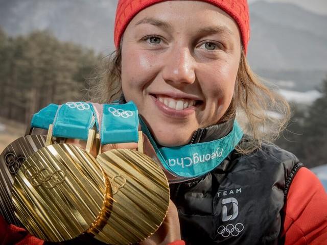 Laura Dahlmeier wird Ehrenbürgerin von Garmisch-Partenkirchen