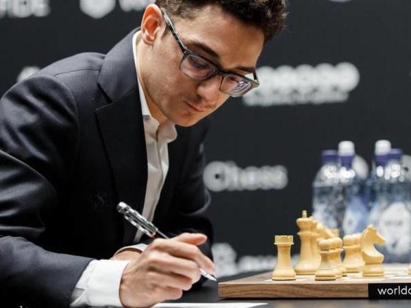 4. Partie in London: Schach-WM: Viertes Remis zwischen Carlsen und Caruana