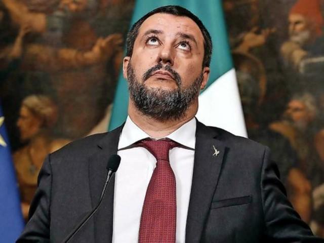"""Italiens Innenminister lästert über Macron: """"Schrecklicher Präsident"""""""
