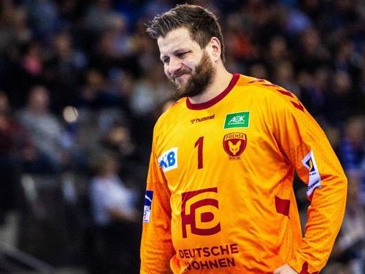 25:26-Pleite im EHF-Cup: Füchse Berlin leisten sich bei Logrono den nächsten Patzer