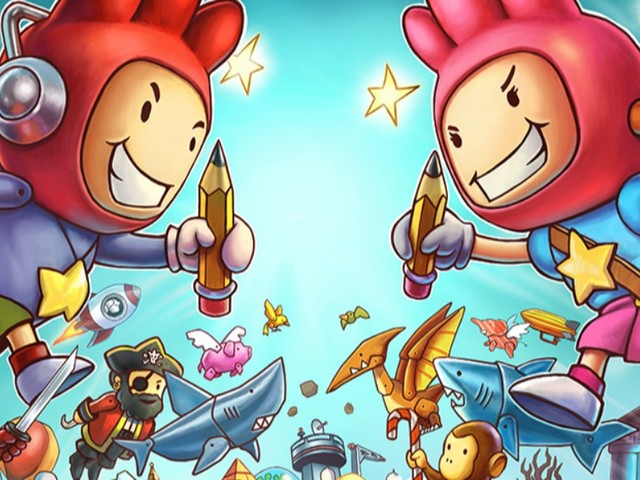 Scribblenauts Showdown für PlayStation 4, Switch und Xbox One angekündigt