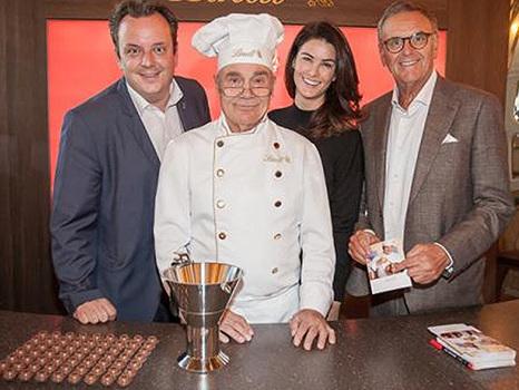 Lindt & Sprüngli wird neuer exklusiver Schokoladenpartner des Europa-Park