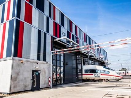 Bahn: So laut wird das neue ICE-Werk