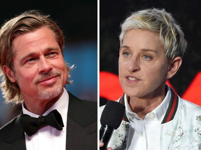 Gewusst? Brad Pitt & Ellen DeGeneres dateten dieselbe Frau