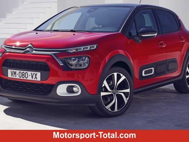 Citroën C3: Facelift ab Juni 2020 für den Kleinwagen