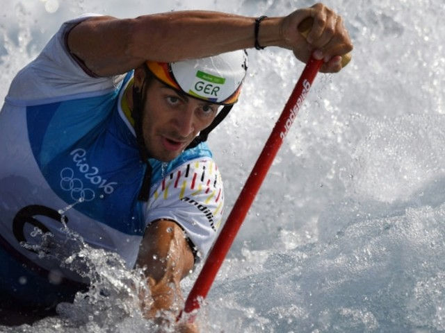+++ Olympia live +++ - Slalomkanute Sideris Tasiadis greift im Finale nach einer Olympia-Medaille