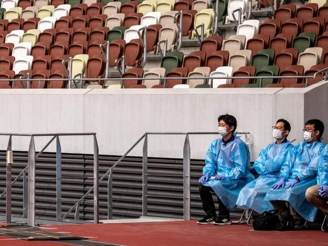 "Die Corona-Sorgen in der Olympia-Blase: ""Wie Knast mit Hofgang"""