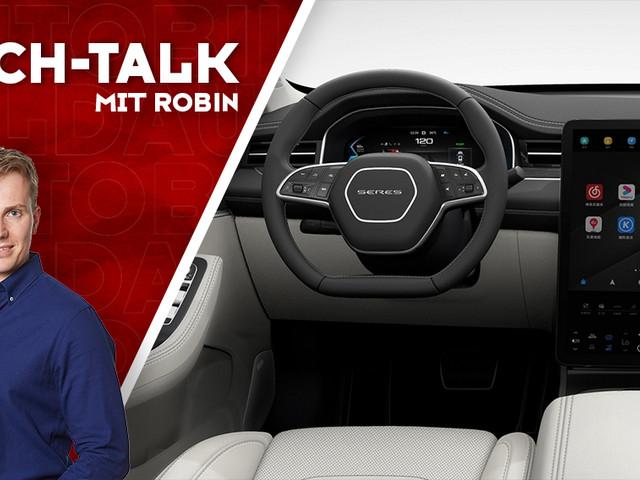 Tech-Talk: Huawei kooperiert mit Volkswagen Huawei steigt bei Volkswagen ein und hat große Pläne
