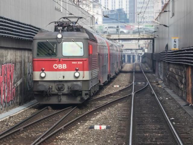 Wiener S-Bahn-Station Matzleinsdorfer Platz ein Jahr lang gesperrt