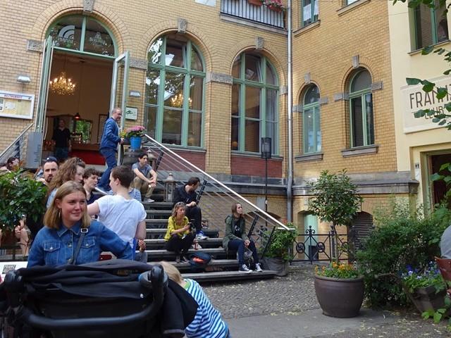 Kesselhaus Acoustics, Berlin, 04.07.17