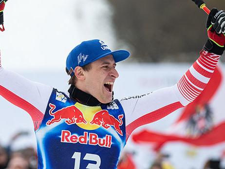 """Ski Alpin: Abfahrtssieger Mayer verschenkte Gams: """"Geht sich aus, dass ich mir noch eine hole"""""""