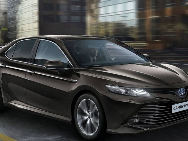 Toyota Camry: Mittelklasse-Bestseller kommt als Hybrid zu uns