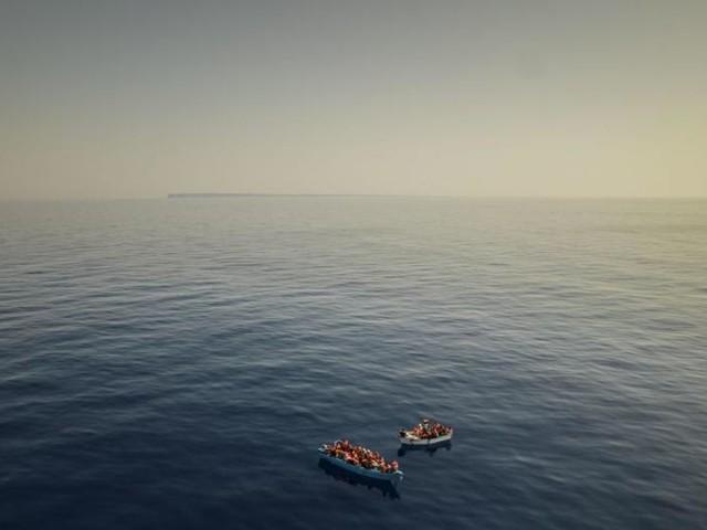 Weitere Bootsmigranten im Mittelmeer gerettet