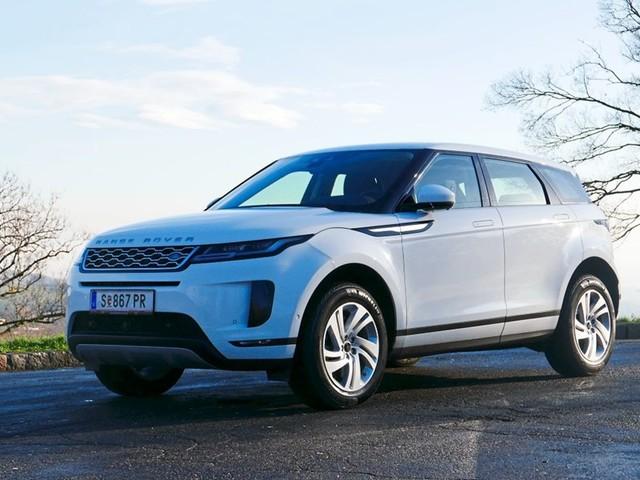 Range Rover Evoque: Hoffentlich schafft er es nach dem Brexit noch über den Kanal