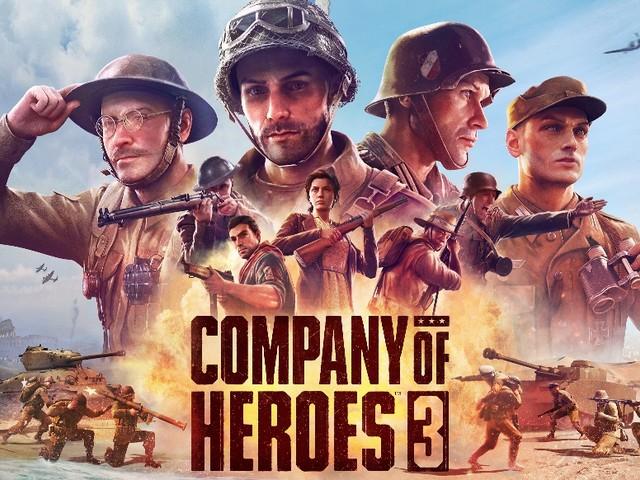 "Company of Heroes 3 - Erstes Entwickler-Tagebuch und die ""CoH-Dev-Community"""