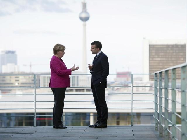 Deutschland und Frankreich auf Kollisionskurs