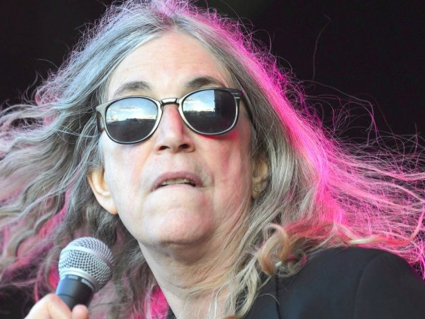 Konzert-Kritik: So war das Konzert von Patti Smith in Spandau