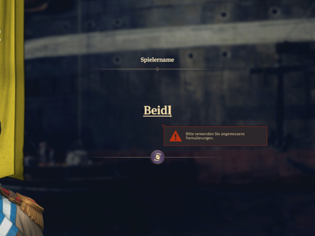 """Games - Bei """"Anno 1800"""" darf man sich nicht """"Beidl"""" nennen"""