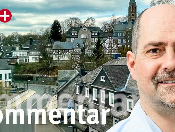 Kurorte der Zukunft: Bad Berleburg: Für das Heilbad müssen neue Konzepte her