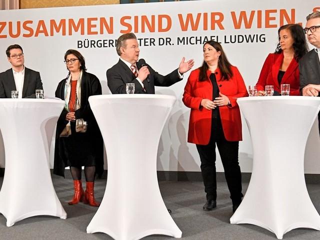 """Langschläfer - Ludwig empört über """"fast stündliche Angriffe"""" des Bundes auf Wien"""