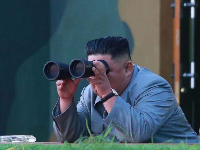 """Nordkorea rechtfertigt Raketentests: Warnung an """"Kriegshetzer"""""""