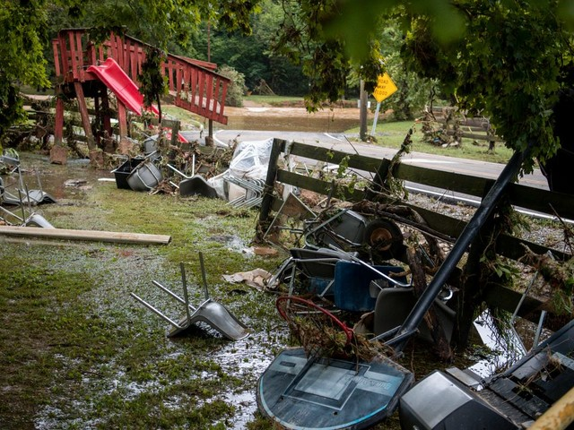 Tennessee: Mindestens zehn Tote bei Überflutung in US-Bundesstaat