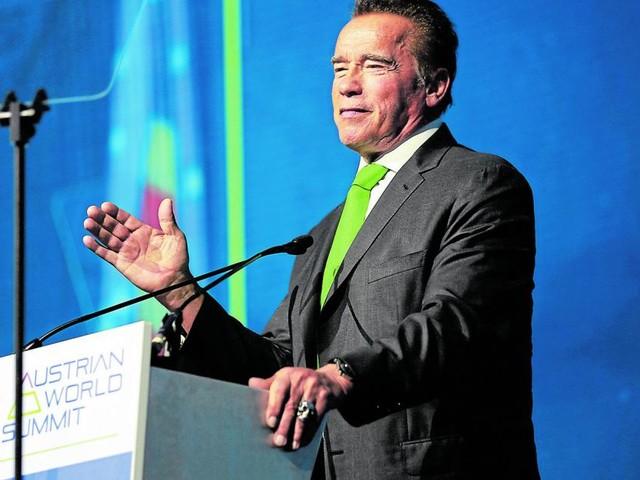 Große Namen bei Schwarzeneggers Klimagipfel nächste Woche