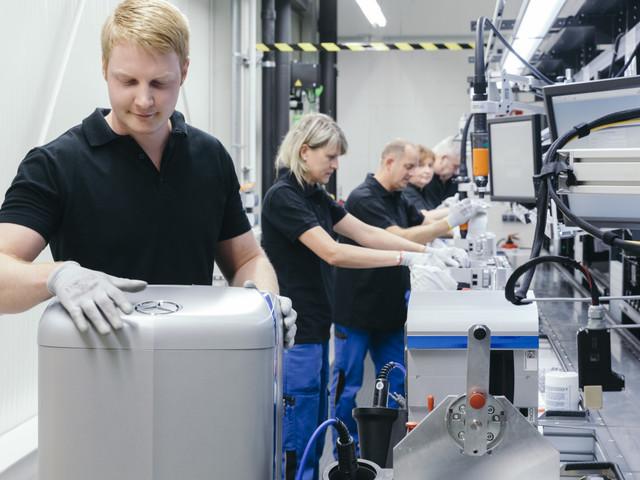 Daimler verabschiedet sich aus Heimspeicher-Geschäft